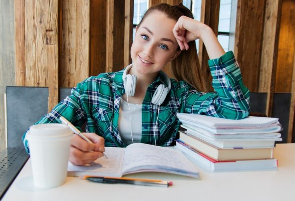 scholieren-studeren